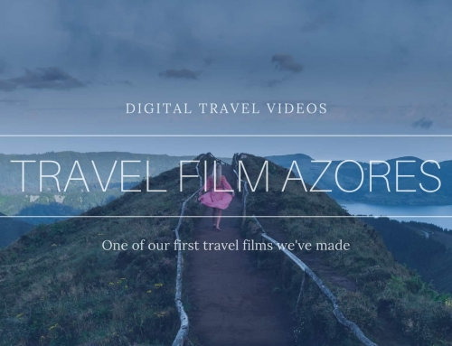 Cinematic travel film of our time in the Azores