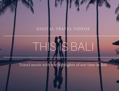 Cinematic travel film in 4K – This is Bali
