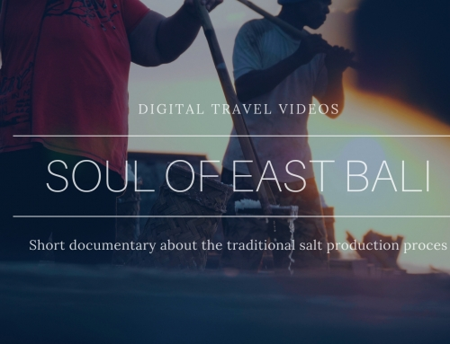 The Soul of Bali – Video about the traditional salt production