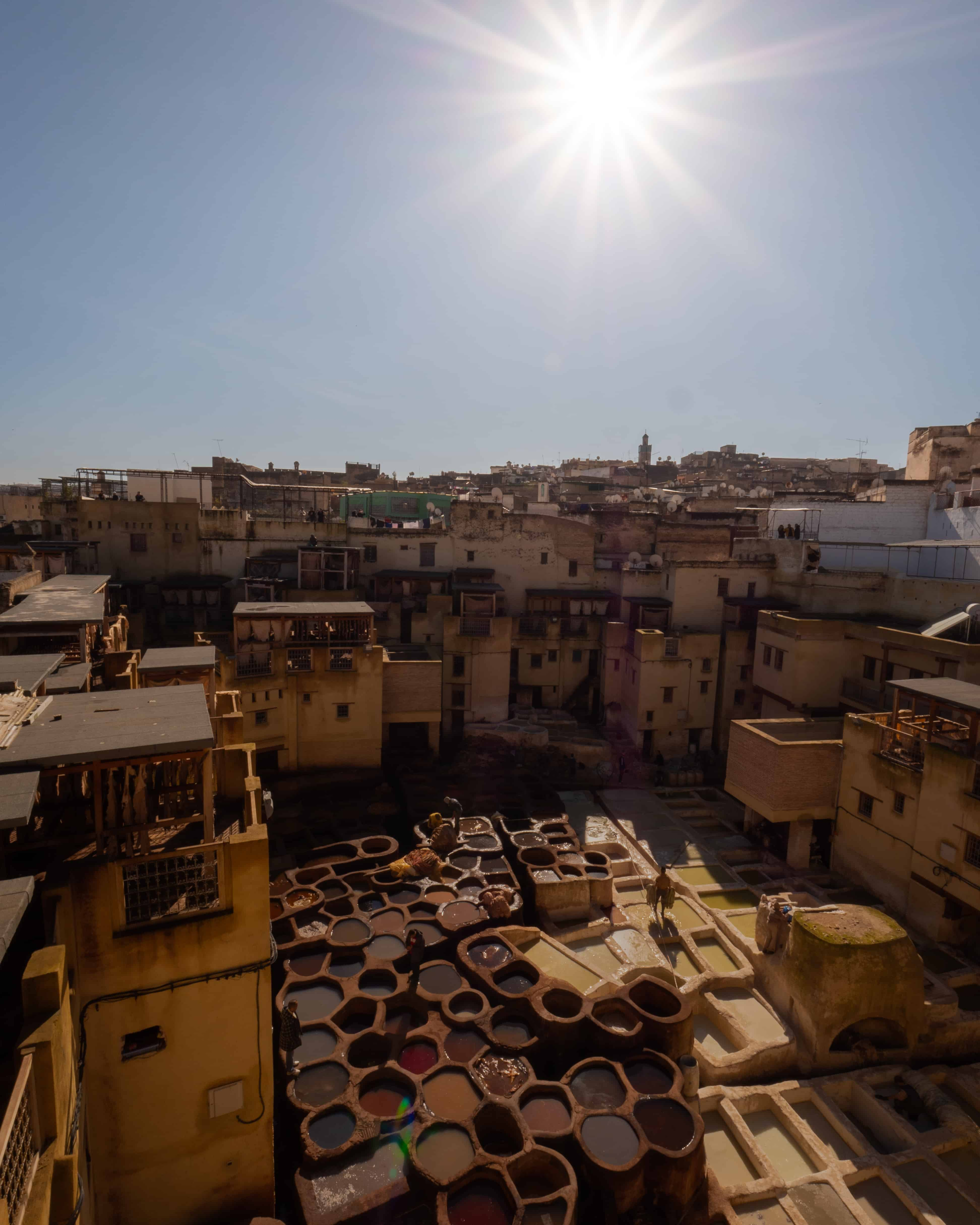 Morocco-Fes-chouara-tannery-best-photography-spots