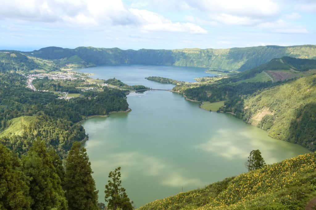 vista do reis viewpoint best photography spots sao miguel Azores
